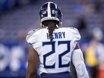 Le joueur de la semaine - Derrick Henry (Tennessee Titans)