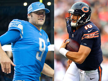 18h30 : Detroit Lions – Chicago Bears