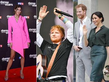 Ed Sheeran gagne 120.000 euros par jour et Kev Adams est jaloux de Miss Univers !