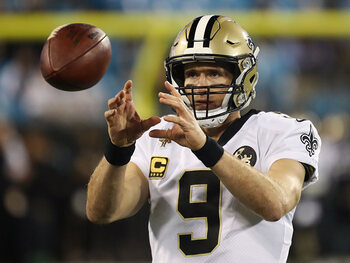 Niet te missen deze week in de NFL op Eleven Sports : Los Angeles Rams - New Orleans Saints