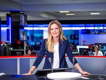 Elke Pattyn niet langer nieuwsanker bij 'VTM Nieuws'