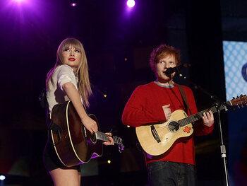 Beste vriendjes met Taylor Swift