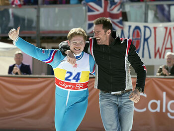 5.	Eddie The Eagle