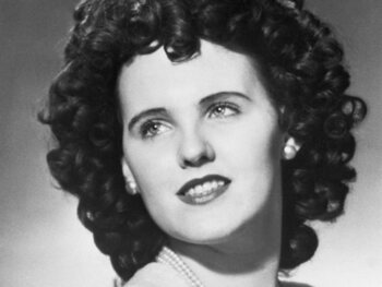 Elizabeth Short (The Black Dahlia)
