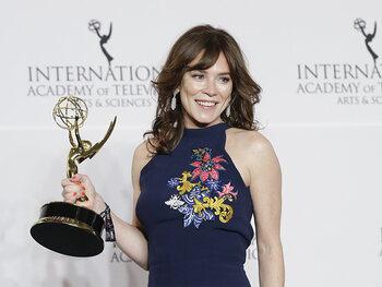 Un Emmy award