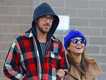 """Eva Mendes : """"Le déclic dans ma vie ? Ryan Gosling"""""""