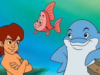 Flipper et Lopaka