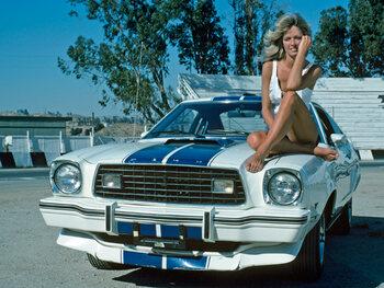 Les voitures des Drôles de dames