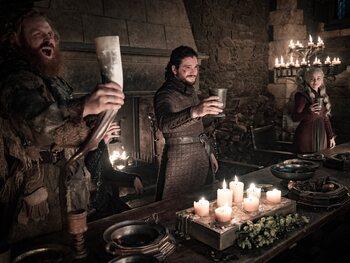 """La tasse à café dans """"Game of Thrones"""""""