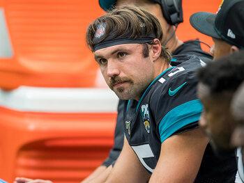 Speler van de week – Gardner Minshew (Jacksonville Jaguars)