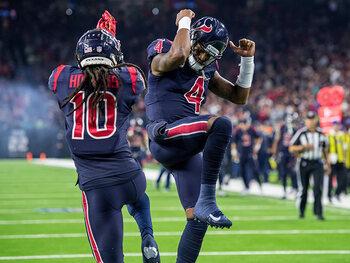 L'équipe de la semaine - Houston Texans