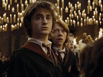 Les huit films de la saga Harry Potter