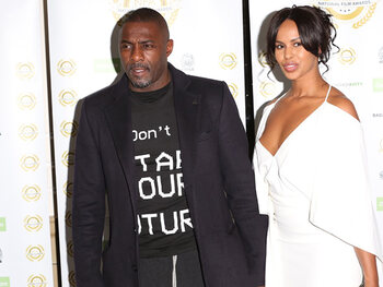 Idris Elba getrouwd met Sabrina in Marokkaans luxehotel