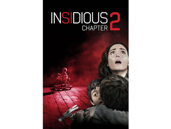 Insiduous: Chapter 2