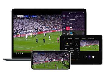 Du football belge et international sur toutes les plateformes