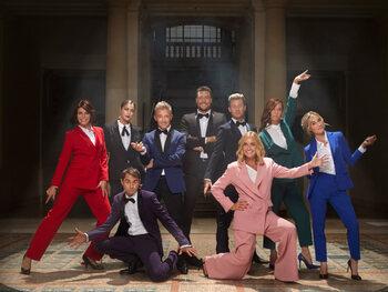 Zij stelen de show in nieuw seizoen Dancing with the Stars