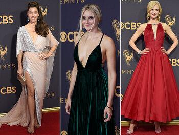 Emmy Rouge Awards Tapis Le Des nwvm8N0O