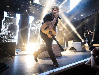Wat je nog niet wist over Ed Sheeran