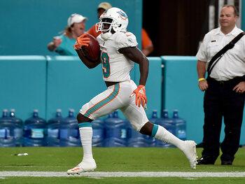 De actie van de week – Jakeem Grant (Miami Dolphins)