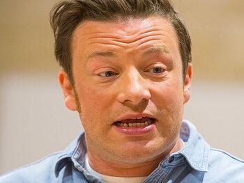 Jamie Oliver vat inbreker bij de lurven