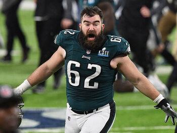 De ploeg van de week – De offensive line van de Eagles