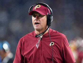 L'action de la semaine – le TD de Steven Sims pour les Redskins