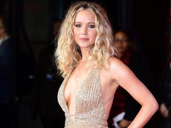 """Jennifer Lawrence in het huwelijksbootje gestapt"""