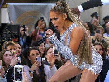 Jennifer Lopez en verloofde gaven een fortuin uit in stripclubs