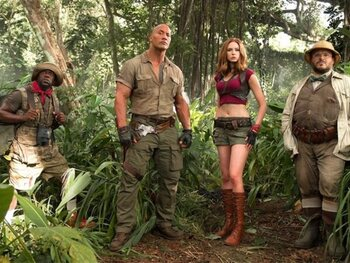 Jumaji : bienvenue dans la jungle