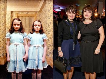 """Louise et Lisa Burns : """"The Shining"""""""