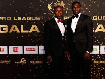 Samuel Kalu en Anderson Esiti
