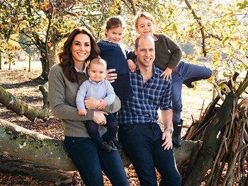 Prins William en Kate Middleton, prins Louis