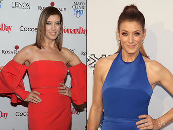 """Le style irrésistible de Kate Walsh (""""Grey's anatomy"""" et """"13 reasons why"""")"""