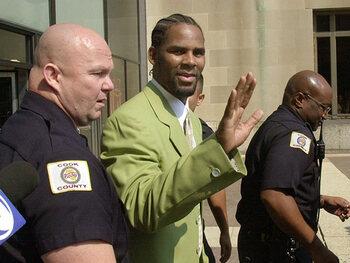 """R. Kelly veut éviter un procès """"parce qu'il ne sait pas lire"""" !"""