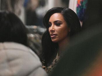 Kim Kardashian bientôt avocate ?