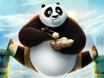 1.Kung Fu Panda 3