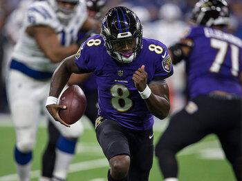 L'équipe de la semaine – Baltimore Ravens