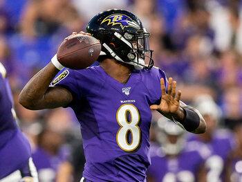 Le joueur de la semaine – Lamar Jackson (Baltimore Ravens)