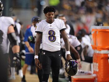 De speler van de week – Lamar Jackson (Baltimore Ravens)