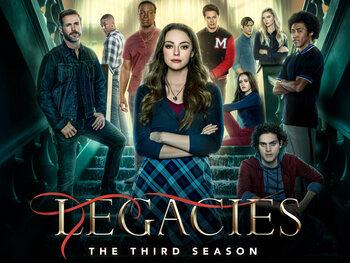 Legacies – Saison 3