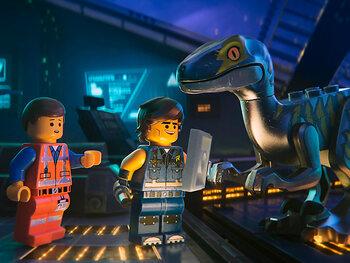 4. La grande aventure Lego 2
