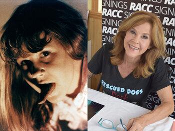 "Linda Blair : ""L'Exorciste"""