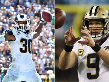 Los Angeles Rams – New Orleans Saints