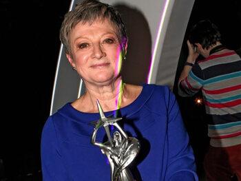Martine Tanghe leent stem aan tekenfilmfiguur