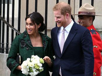 Meghan et Harry vont-ils déménager en Afrique ?