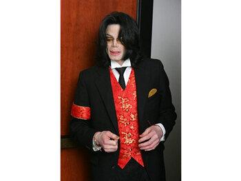 Michael Jackson wilde James Bond worden