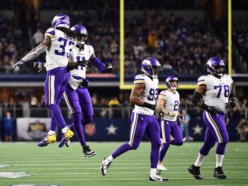 L'équipe de la semaine – Minnesota Vikings