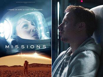 """""""Missions"""", la puissante série de SF française"""