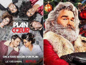 Sur Netflix en décembre et à Noël