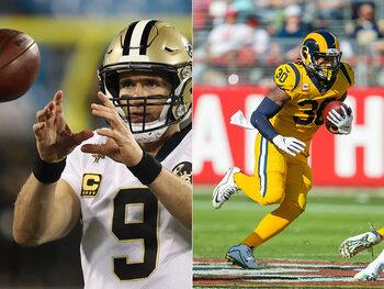 New Orleans Saints - Los Angeles Rams : un coup de bélier pourra-t-il arrêter les Saints ?